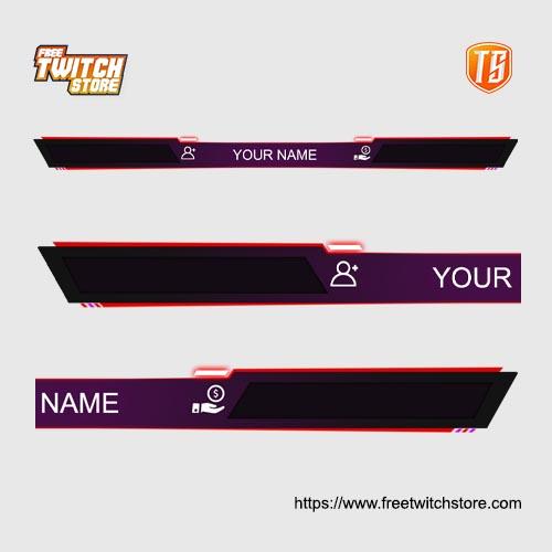 Pichai-Twitch-Overlays